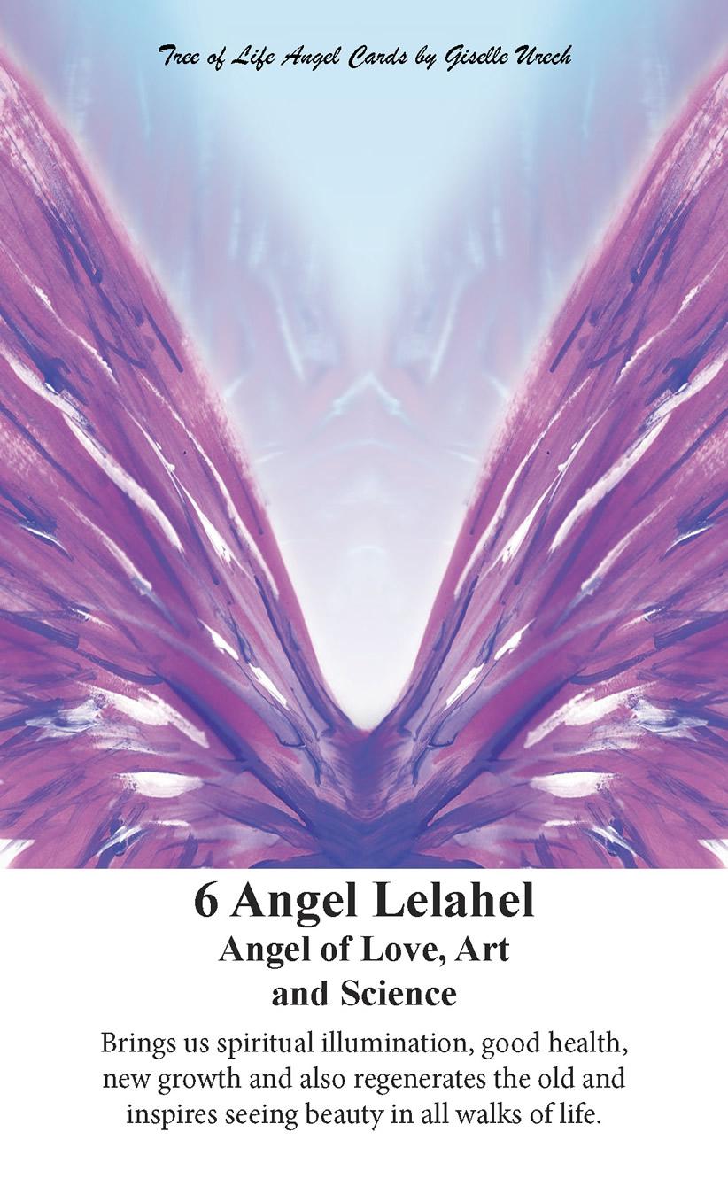 6 Angel Lelahel